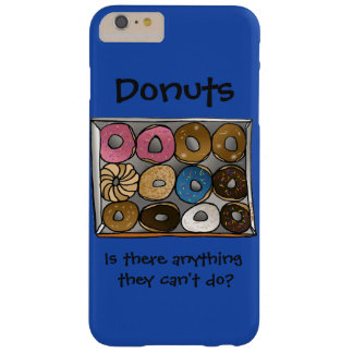 Rolig Donutsiphone case Barely There iPhone 6 Plus Fodral