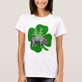 Rolig dricka lagirländareSt Patricks T-shirt