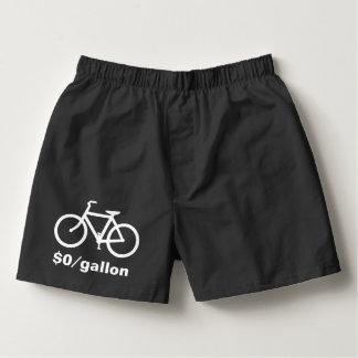 Rolig enkel cykel boxers