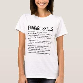 Rolig Fangirl expertis Tshirts