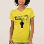 Rolig feminist tröjor