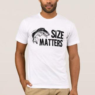 Rolig fiskare - formatmaterier! t shirt