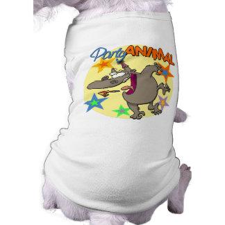 Rolig födelsedaggåva hund tröja
