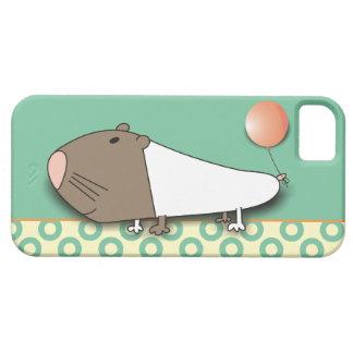 Rolig försökskanin med ballongiPhone 5 fodral iPhone 5 Fodral