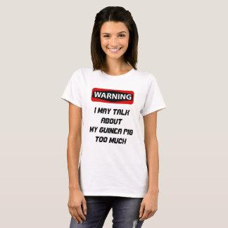 Rolig försökskaninskjorta t shirt