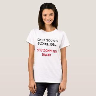 Rolig försökskaninskjorta tröjor