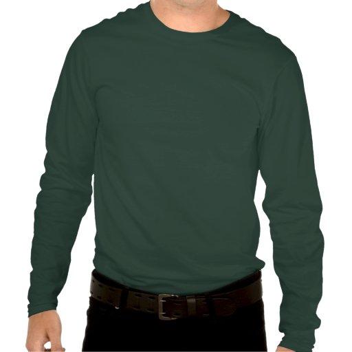 Rolig ful jultröja tee shirt