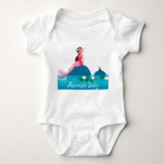Rolig grodaPrince och för sötsak sjöjungfrun lite Tee Shirt