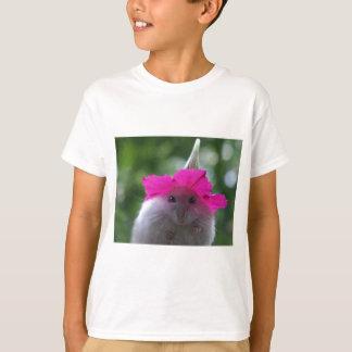 Rolig gullig Hamster T Shirts