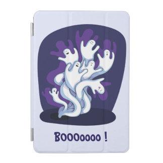 Rolig gullig spökenhalloween tecknad iPad mini skydd