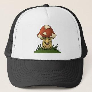 rolig hatt för misterchampinjon keps