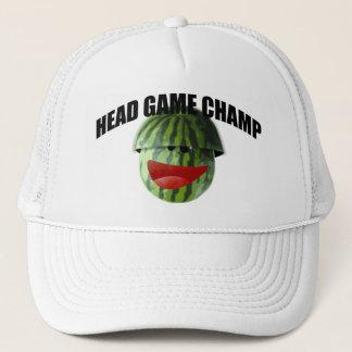 Rolig hatt för pris för mästare för lek för keps