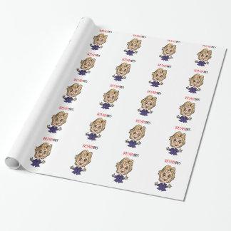 Rolig Hillary Clinton politisk tecknad Presentpapper