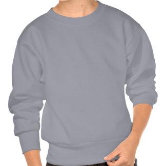 Rolig hjortjägare lång ärmad tröja