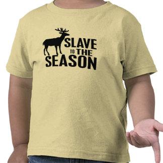 Rolig hjortjägare t shirt