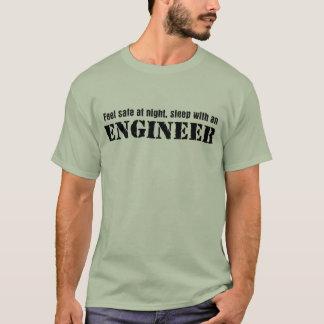 Rolig ingenjör tee shirt