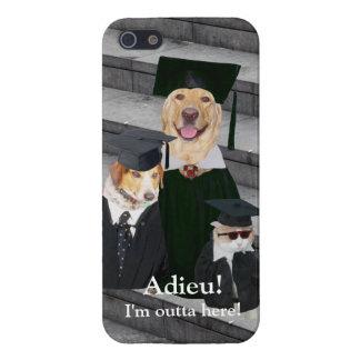 Rolig iphone case för anpassade för studenter iPhone 5 hud