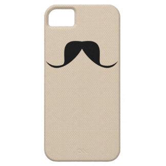 Rolig iphone casemustasch iPhone 5 hud