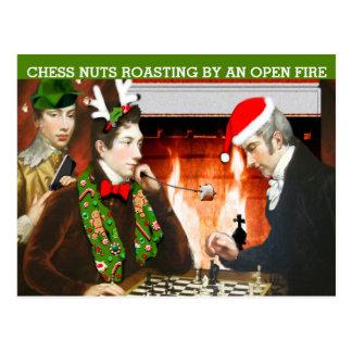 Rolig jul vykort