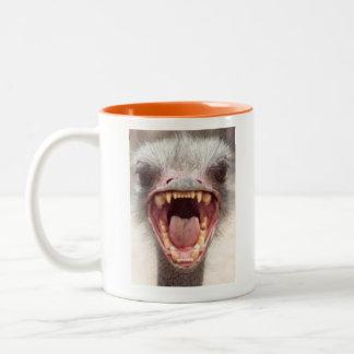 Rolig kaffe koppar