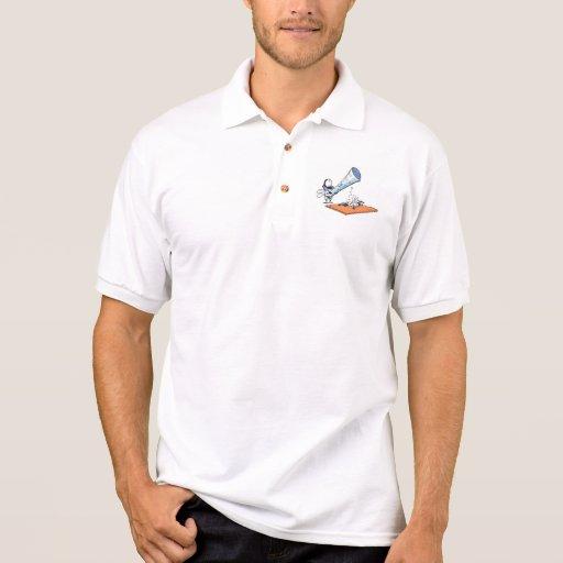 Rolig kampsportmanar skjorta för Polo Polotröja