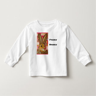 Rolig kaninT-tröja Tshirts