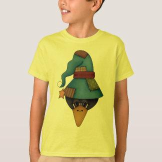 Rolig kråka tee shirt