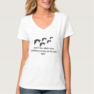 Rolig kvinna jaktskjorta - tröjor