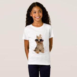 Rolig lapdogJersey T-tröja T Shirt