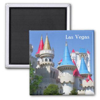 Rolig Las Vegas magnet! Magnet
