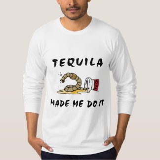 Rolig mexicansk Tequila Tee