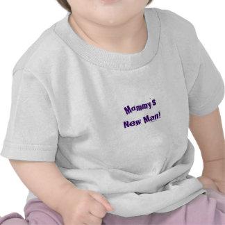 Rolig mommys för pojkeskjorta~ nya man! tee