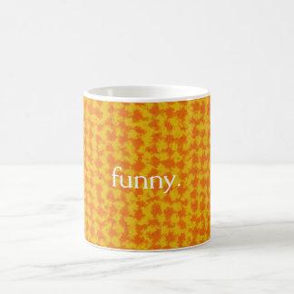 Rolig mugg, abstrakt bakgrund kaffemugg
