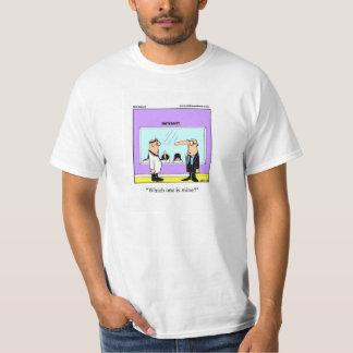 Rolig ny gåva för pappautslagsplatsskjorta tee shirt