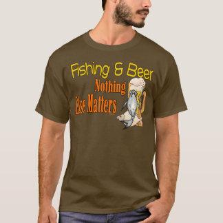 Rolig öl för fiske för humor för fiskeskjortafiske tröjor