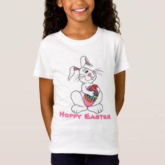 Rolig påskhare & ägg - anpassadeT-tröja Tröjor
