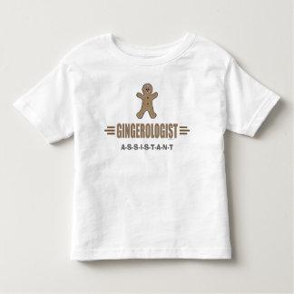 Rolig pepparkaka t-shirt