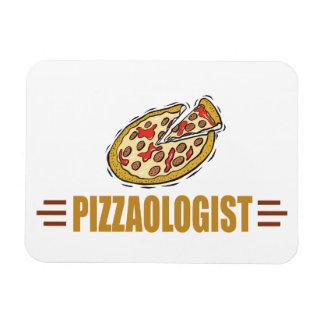 Rolig Pizza Magnet