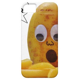 Rolig potatis iPhone 5 skal