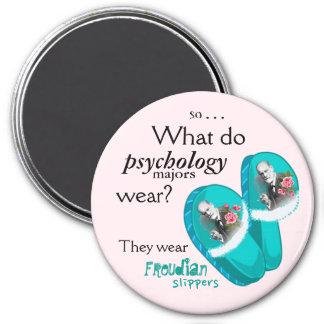 Rolig psykologi ha som huvudämne magneten magnet rund 7.6 cm