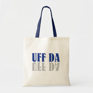 Rolig skandinavien för UFF DA Budget Tygkasse