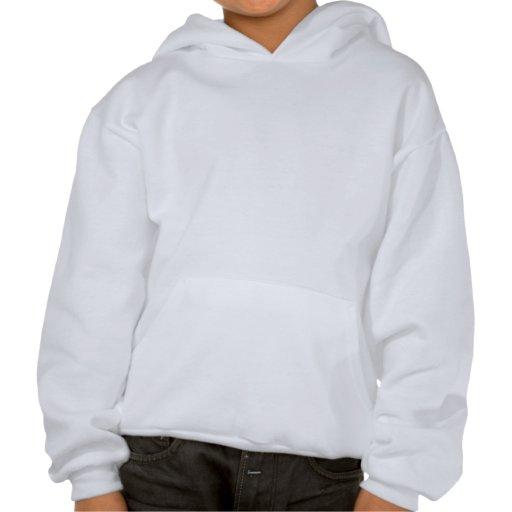 Rolig snögubbe tröja med luva