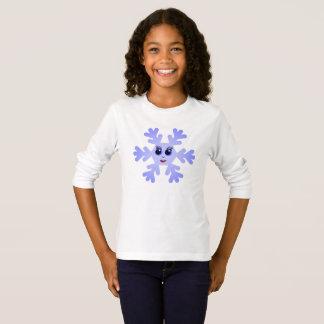 Rolig snowflake tee shirts