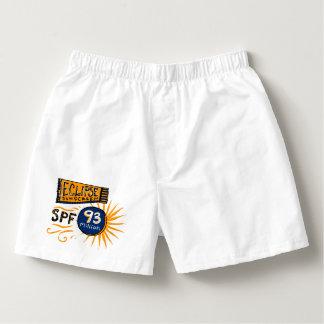 Rolig sol- förmörkelseSunscreen Boxers