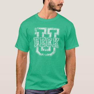 Rolig st patrick's day för Feck U T-shirts