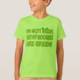 Rolig Sts Patrick dagskjorta T Shirts