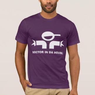 Rolig t-skjorta för doktorer tröjor