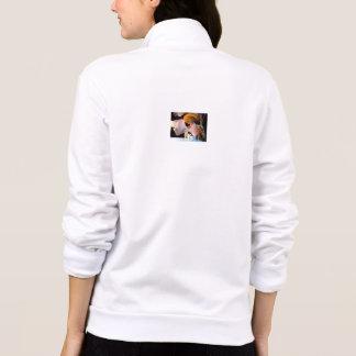 Rolig T-skjorta Jacka Med Tryck