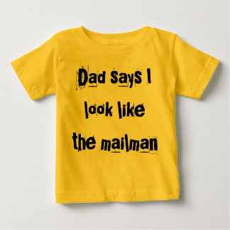 Rolig T-tröja för baby/för unge Tee