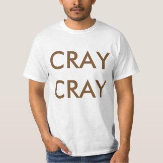 Rolig T-tröja för CRAY-CRAY Tröjor